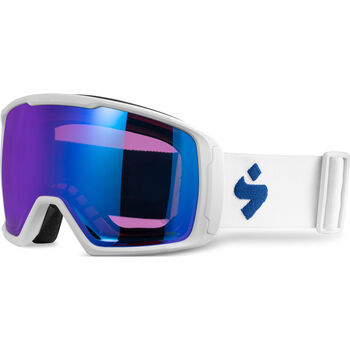 Sweet Protection Clockwork World Cup RIG Sapphire alpinbriller Herre Hvit