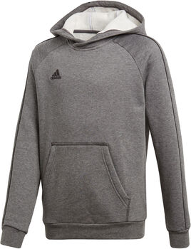 adidas Core 18 hettegenser junior Grå