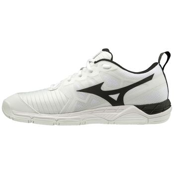 Mizuno Wave Supersonic 2 volleyballsko Herre Hvit