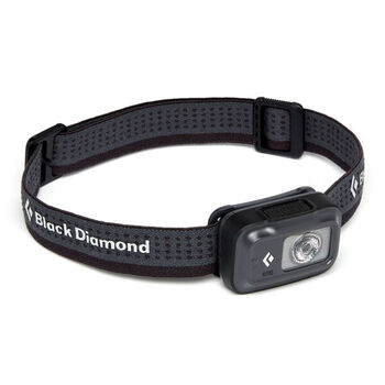 Black Diamond Astro 250 hodelykt Svart