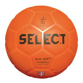 Select HB Duo Soft håndball junior Oransje