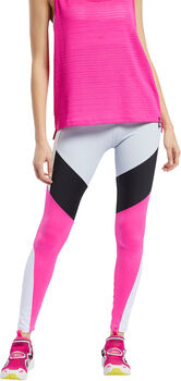 Reebok Lux 2.0 tights dame Rosa