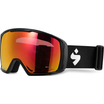 Sweet Protection Clockwork RIG Topaz alpinbriller Herre Svart