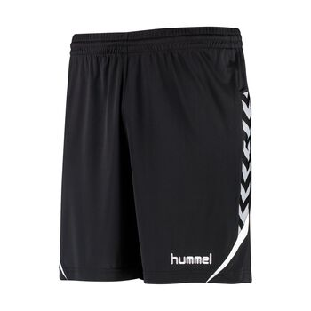 Hummel Authentic Charge Poly treningsshorts junior barn Svart