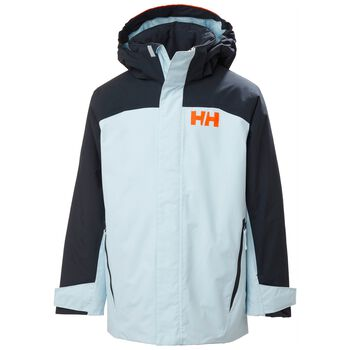 Helly Hansen Level skijakke junior Hvit