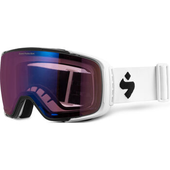 Sweet Protection Interstellar RIG Light Amethyst alpinbrille Herre Hvit