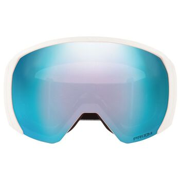 Oakley Flight Path XL Matte White, Prizm Snow Sapphire alpinbriller Herre Hvit