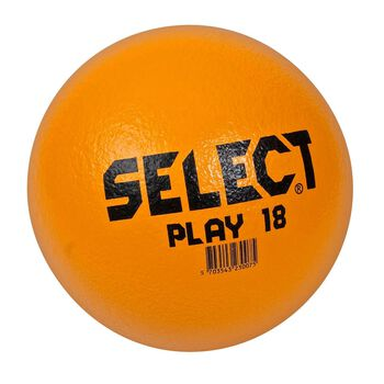Select Play 18 m/hud skumball barn Oransje