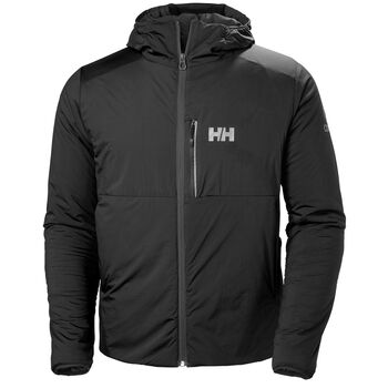 Helly Hansen Odin Stretch Hooded Insulator jakke herre Svart