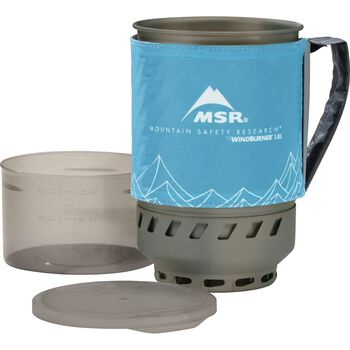 MSR Windburner Accessory Pot 1,8L kjele Blå