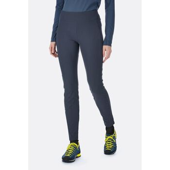 Rab Elevation turtights dame Svart