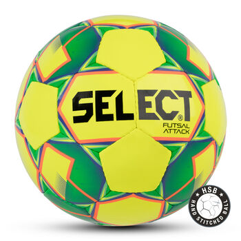 Select Attack futsalball Flerfarvet