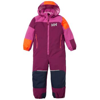 Helly Hansen K Rider 2 Insulated parkdress barn Flerfarvet