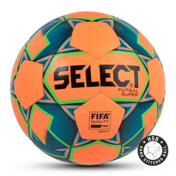 Select Super FIFA futsalball Flerfarvet